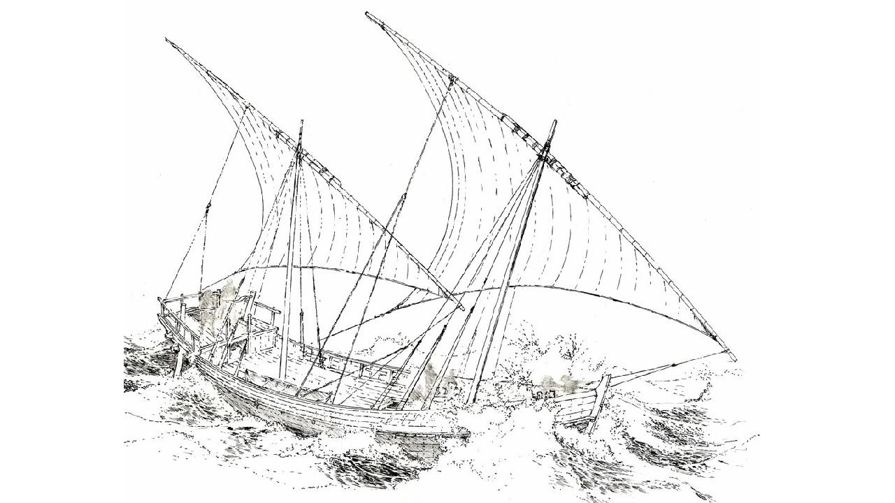 batık osmanlı gemileri