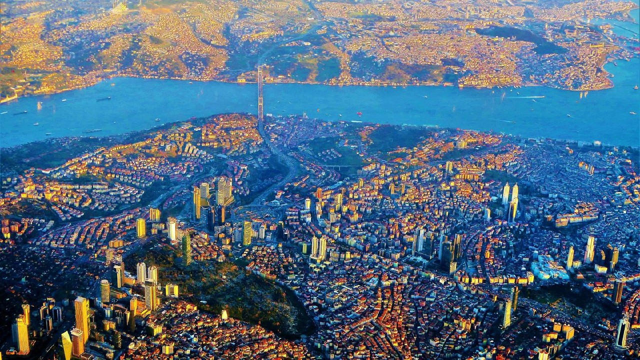 İstanbul küresel ısınma