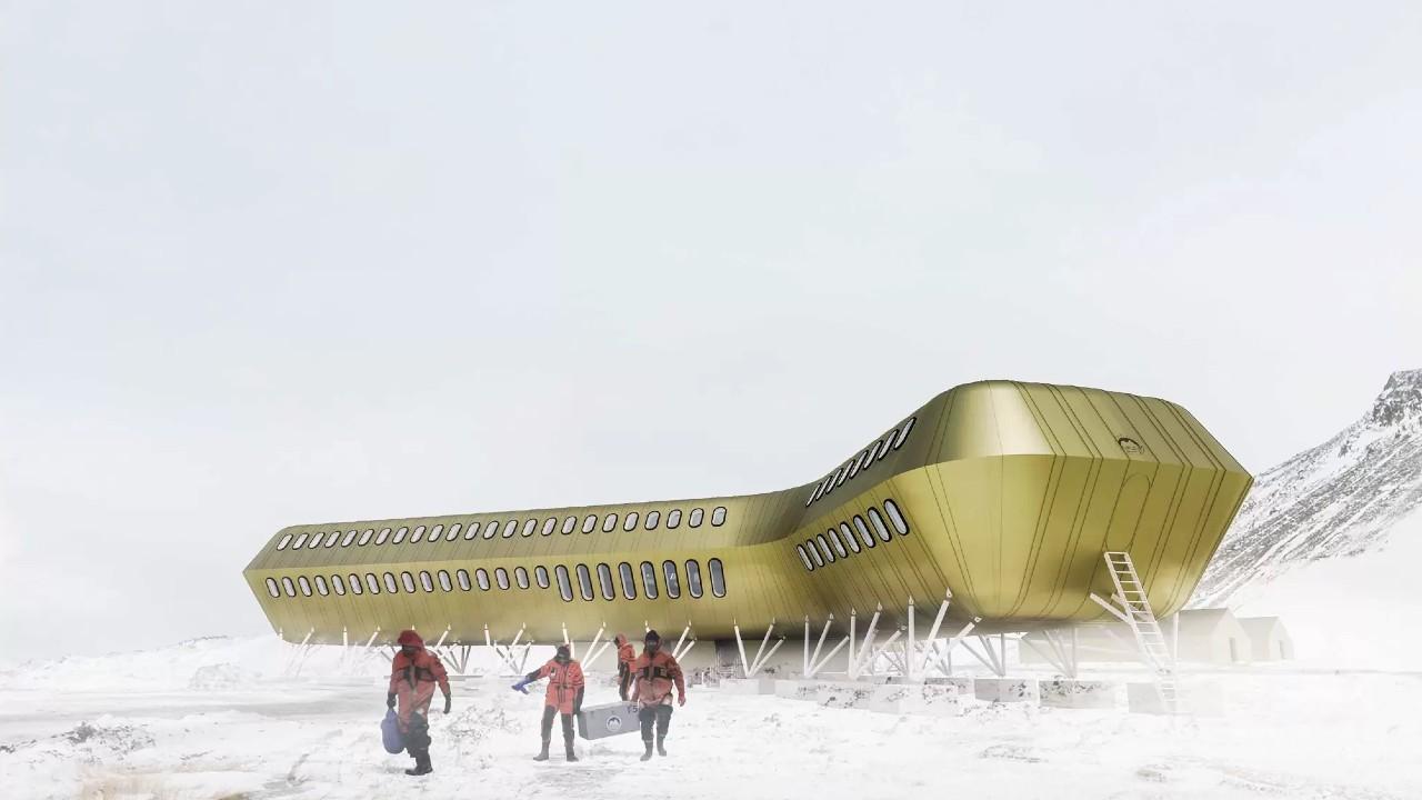 Henry Arctowski Antarctic Research Station