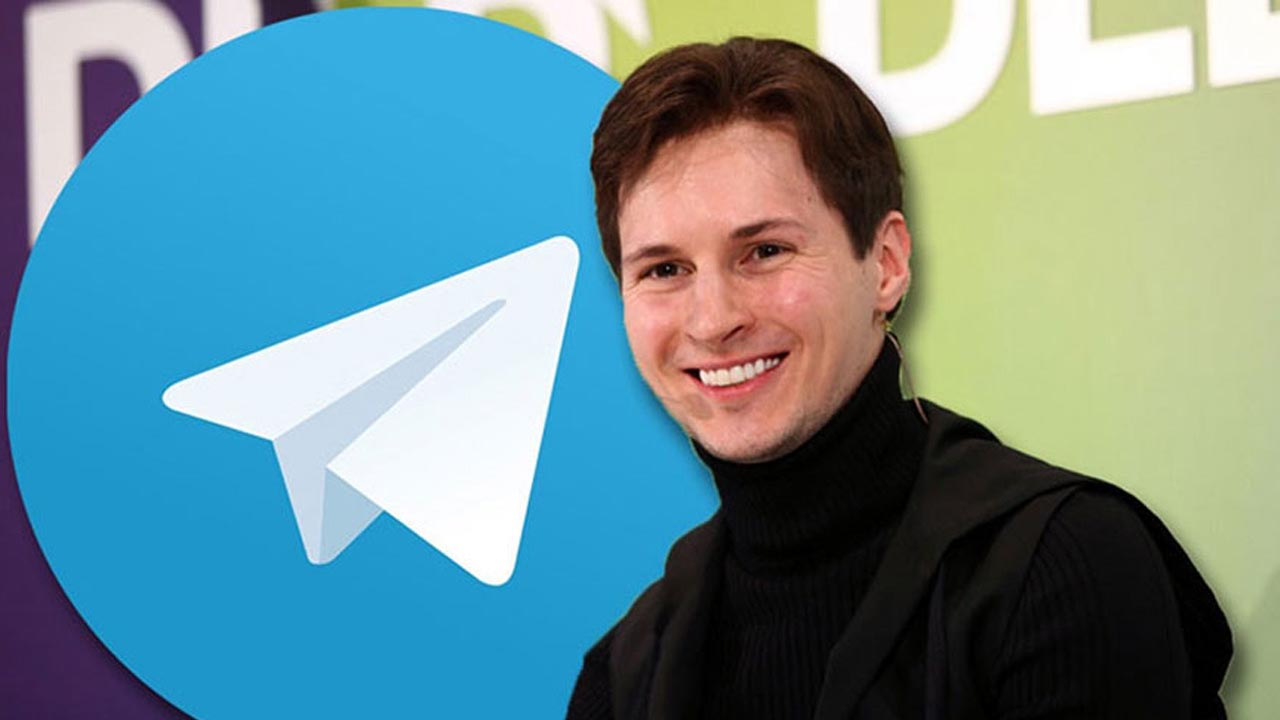 Telegram geliştiricisi Pavel Durov