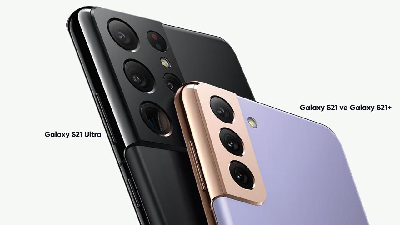 Galaxy S21 tasarım