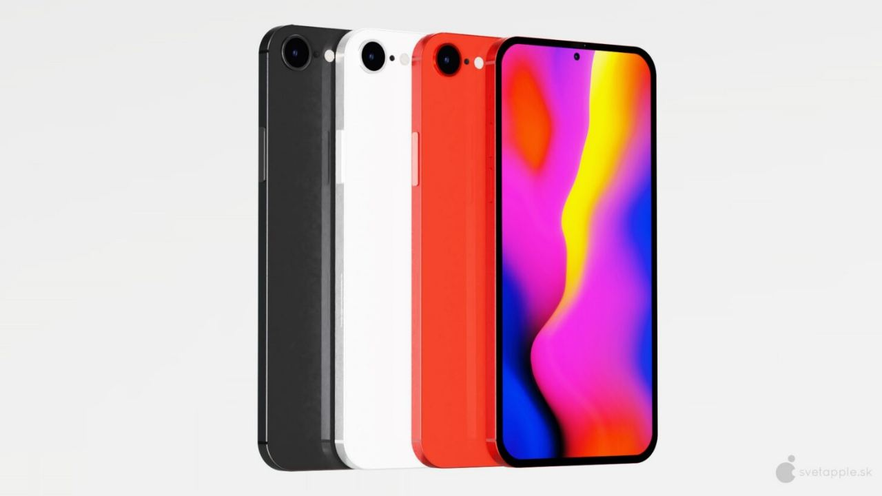 iphone SE 2021 concept 2
