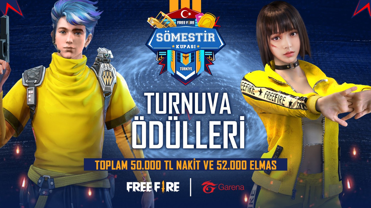 Free Fire Sömestir Kupası