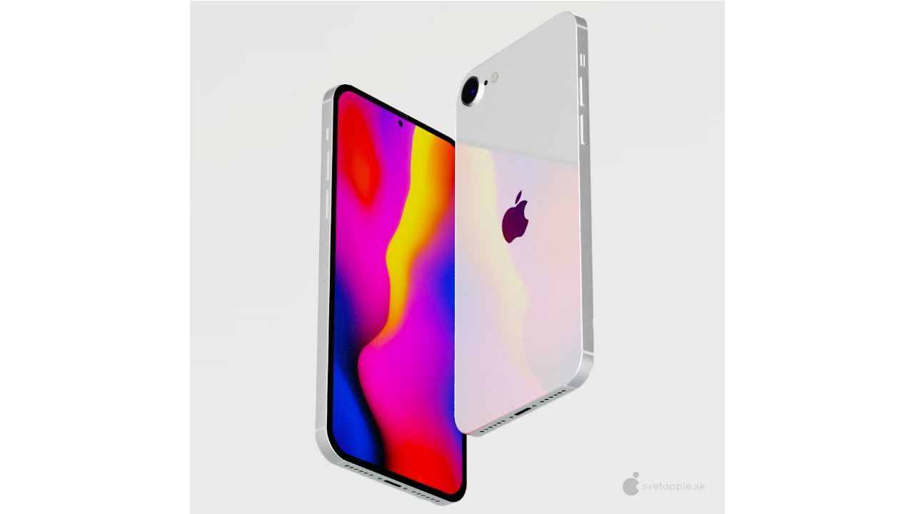 iphone SE 2021 concept 3