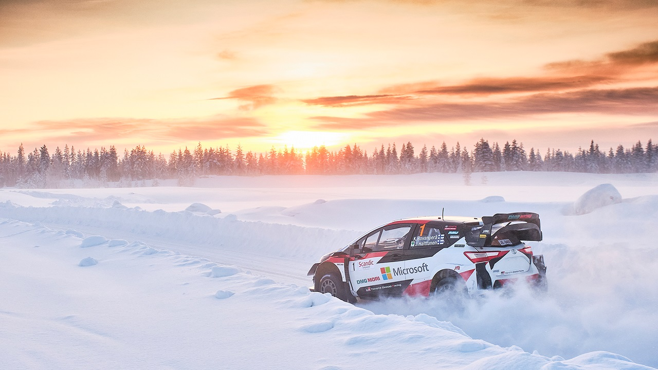 Arctic Lapland Rallisi