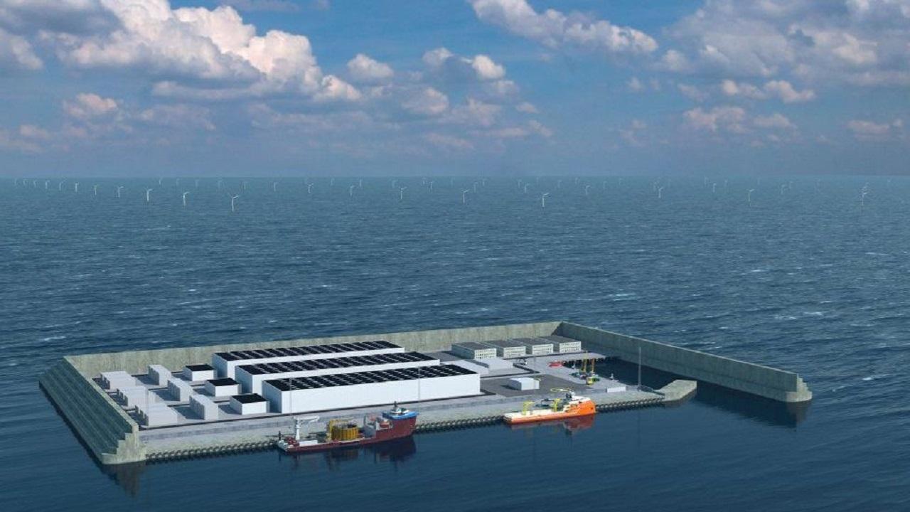 Danimarka enerji adası