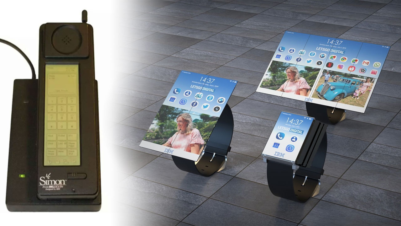 ibm akıllı telefon