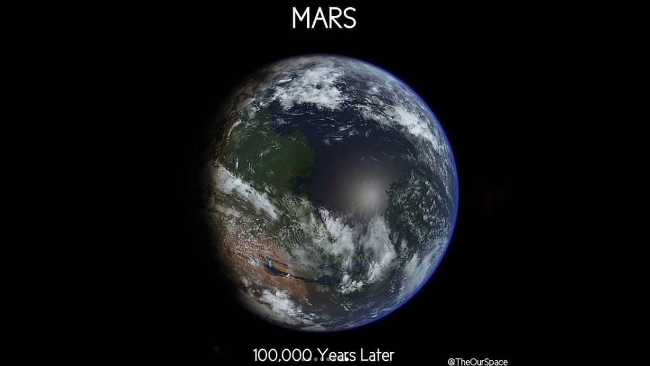 Marsın Dünü Bugünü