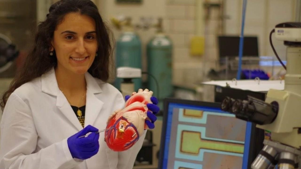 bilim kadını