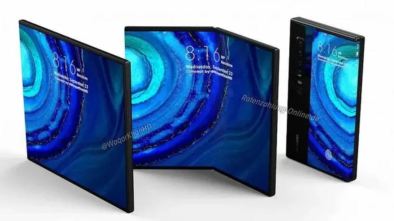 Huawei Mate X2 ile ilgili görsel sonucu