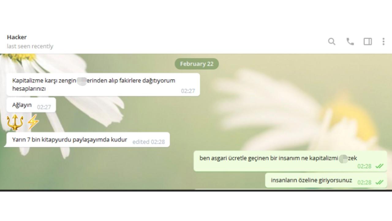 telegram ekran görüntüsü