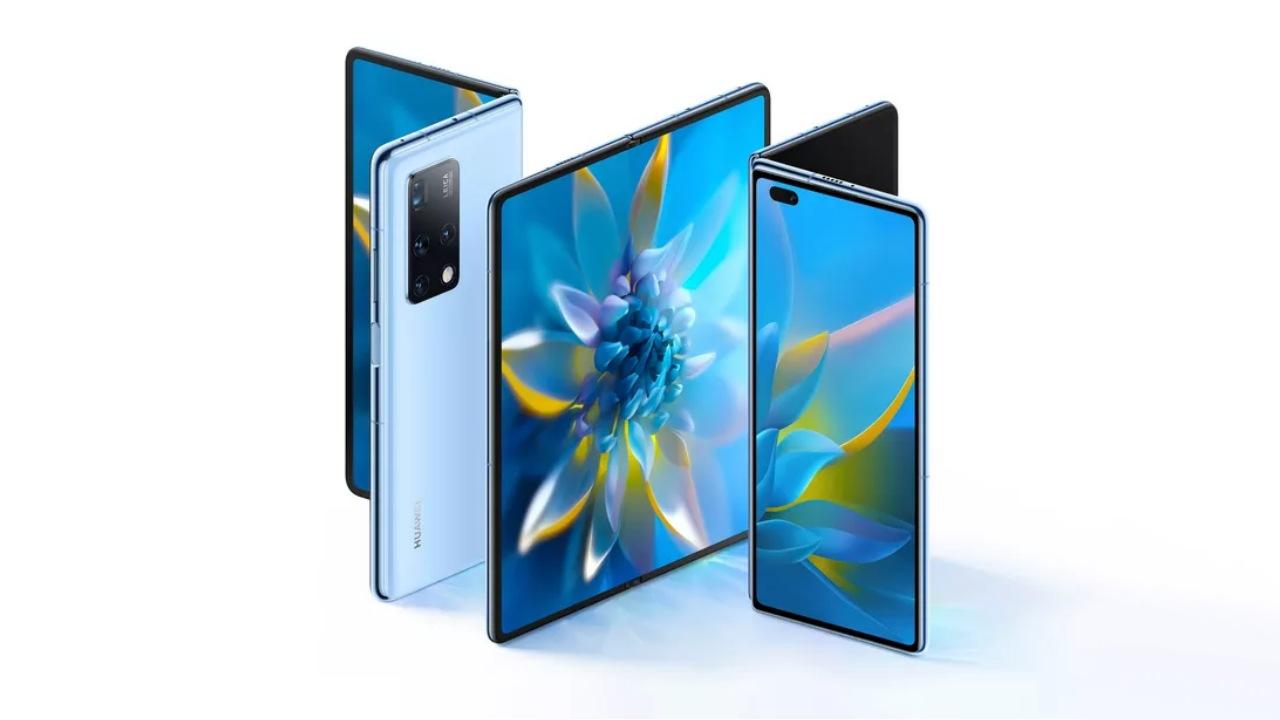 Huawei Mate X2 Duyuruldu: İşte Özellikleri