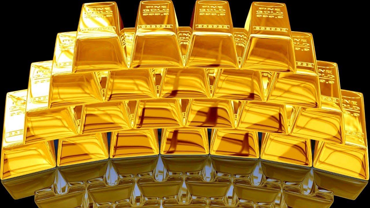sarı külçe altın