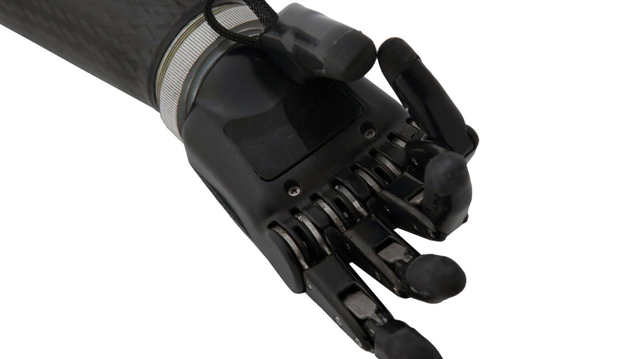 motorika siber protez