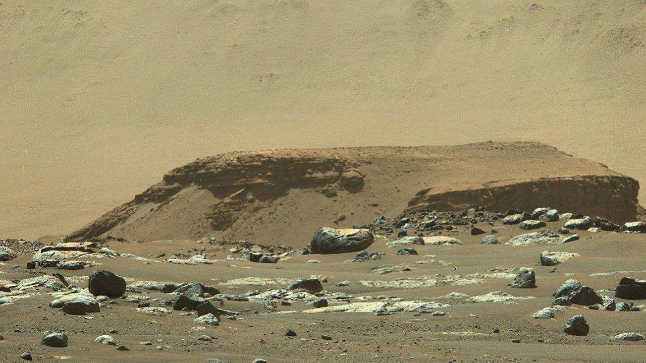 Perseverance Mars fotoğrafları