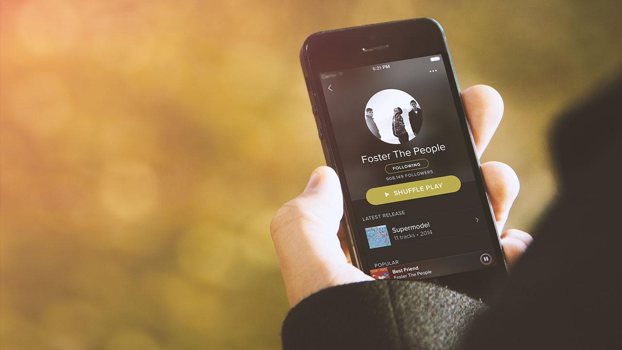 Spotify gelir modeli