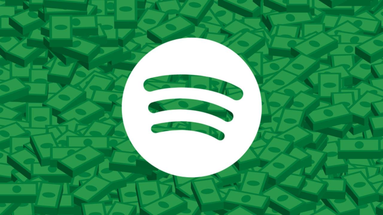 Spotify yayıncıları