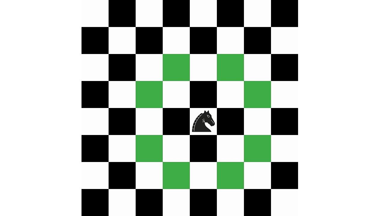 satranç, at hamleleri