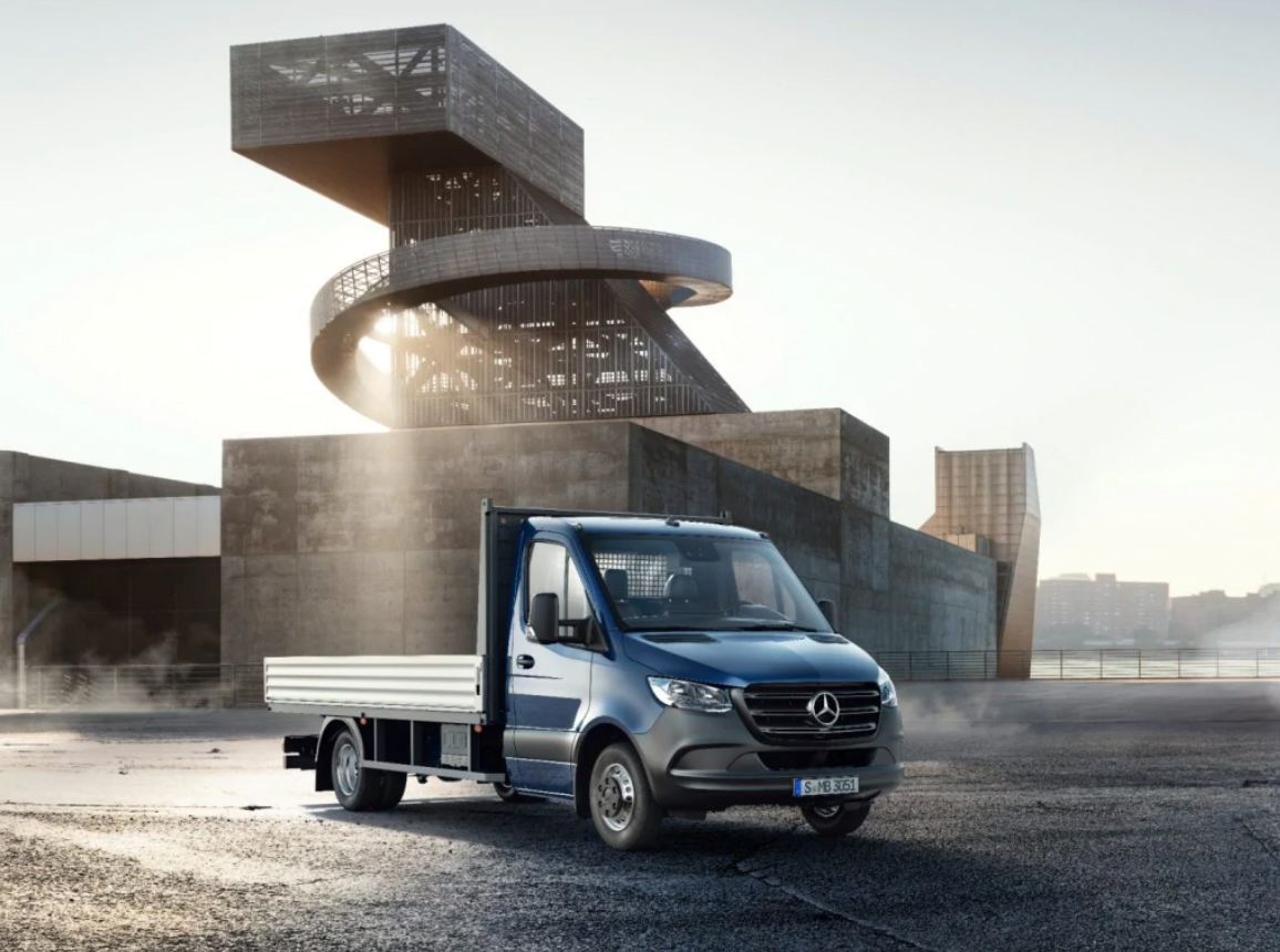 Mercedes Benz Sprinter Minibüs 2021