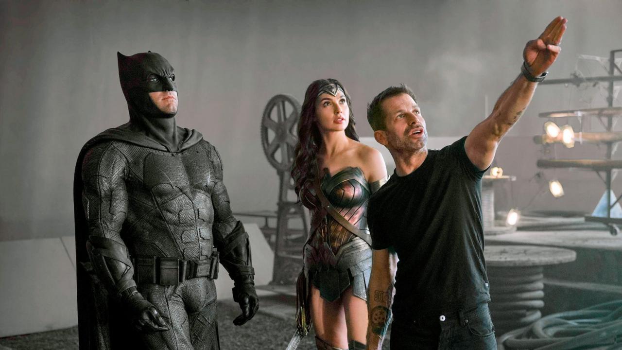 zack snyder s justice league in imdb