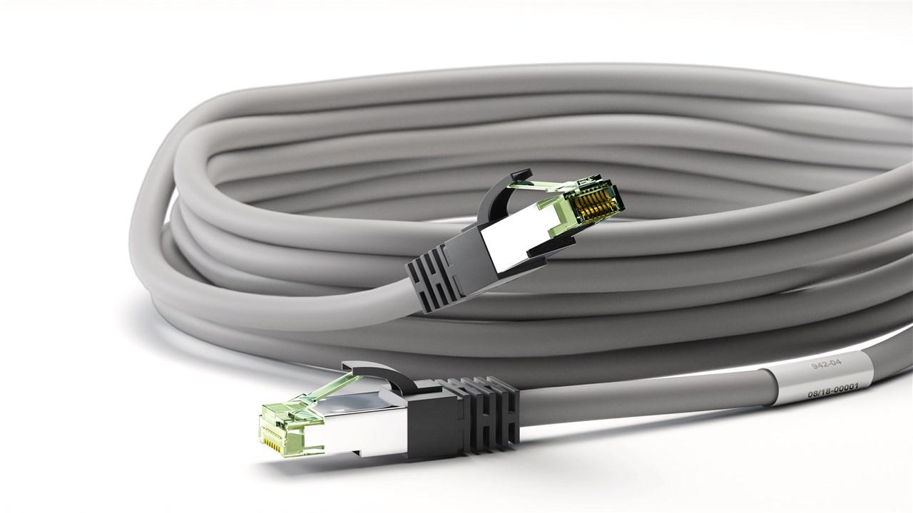 gri ethernet kablosu