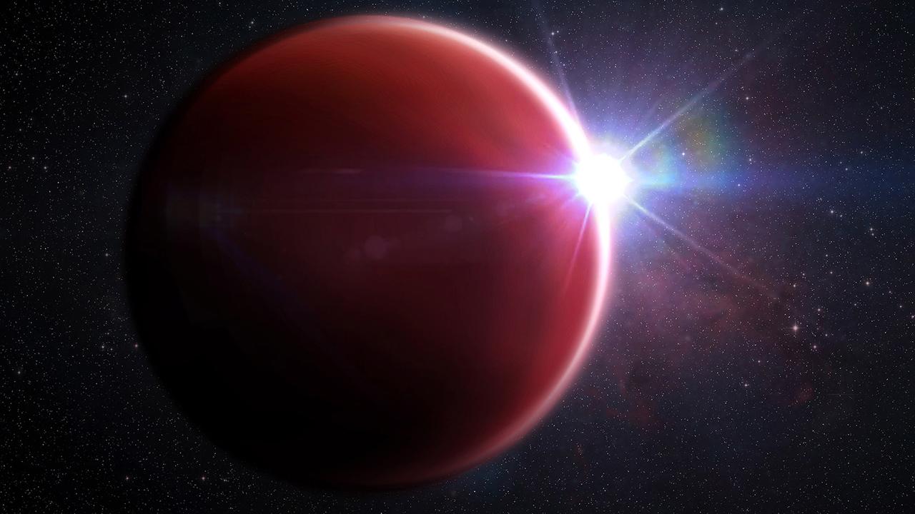 Sıcak Jüpiter