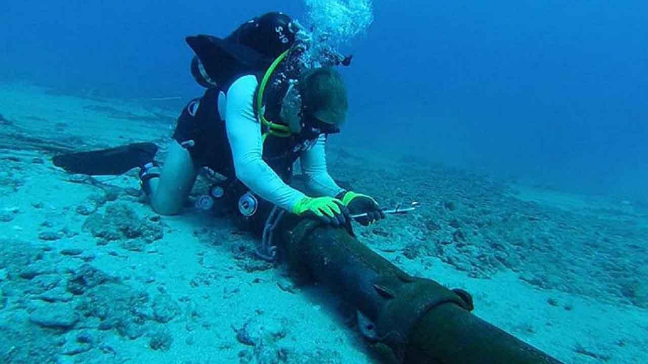 Denizaltı internet kablosu