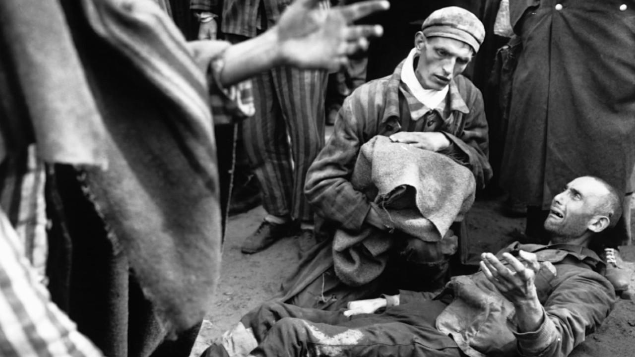 nazi toplama kampı