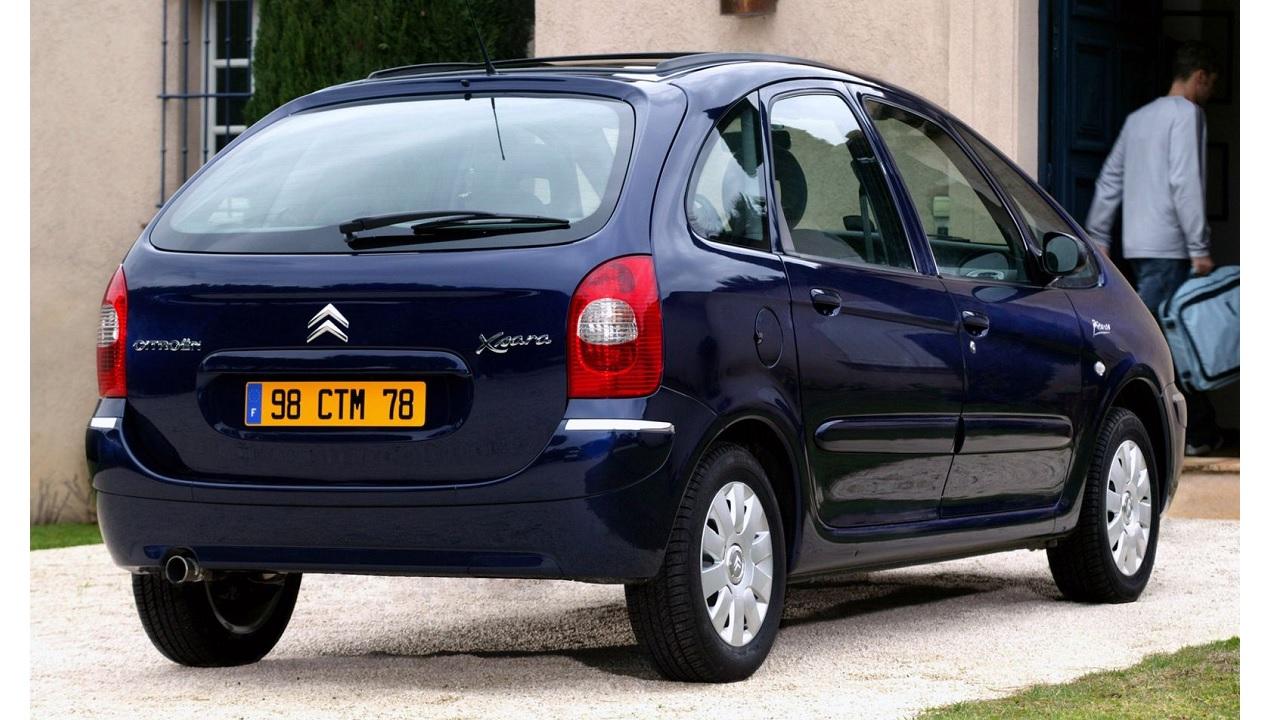 Citroën, Xsara Picasso