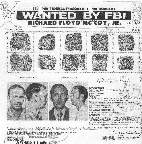 Richard Floyd McCoy