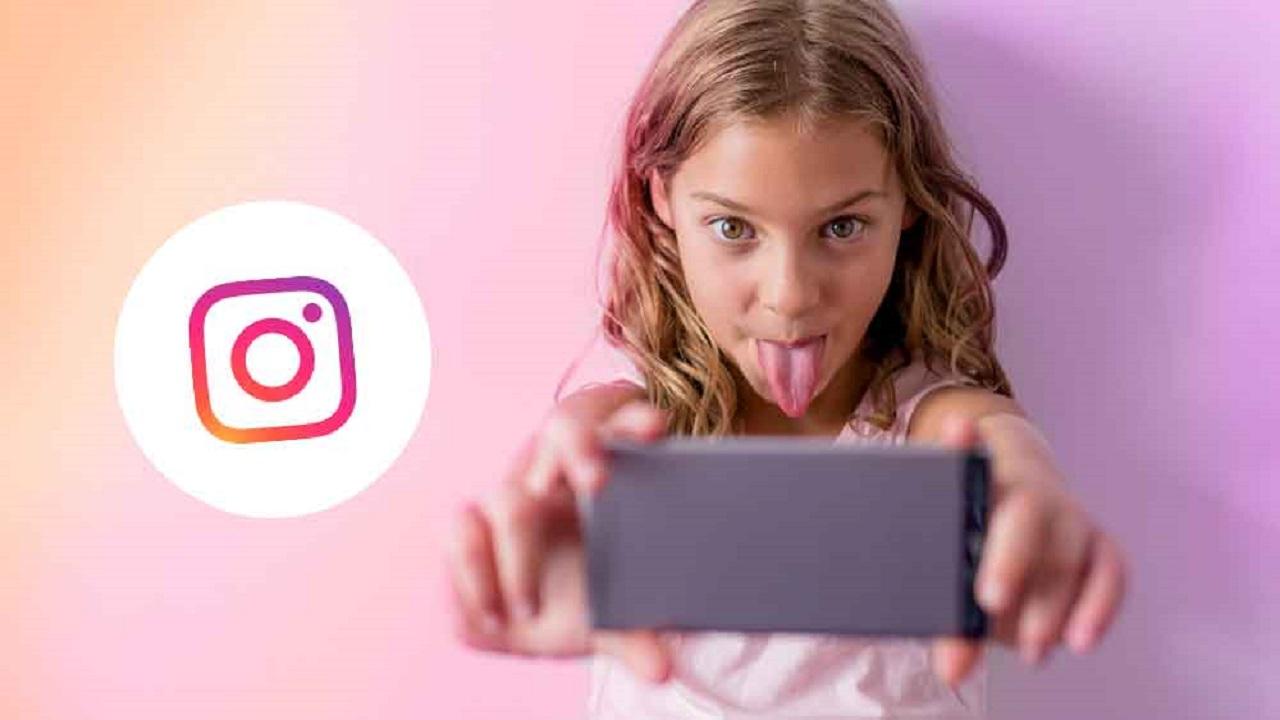 Uşaqlar üçün Instagram