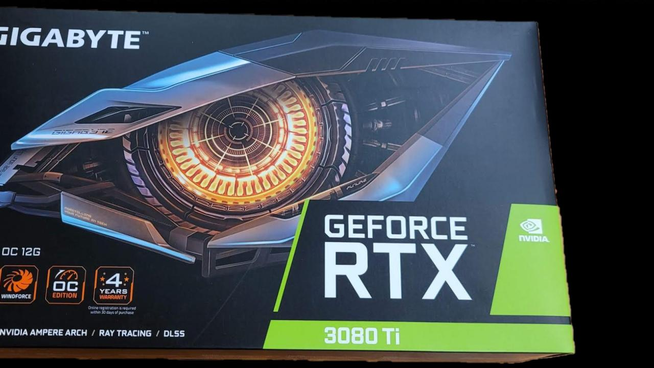 gigabyte rtx 3080 ti