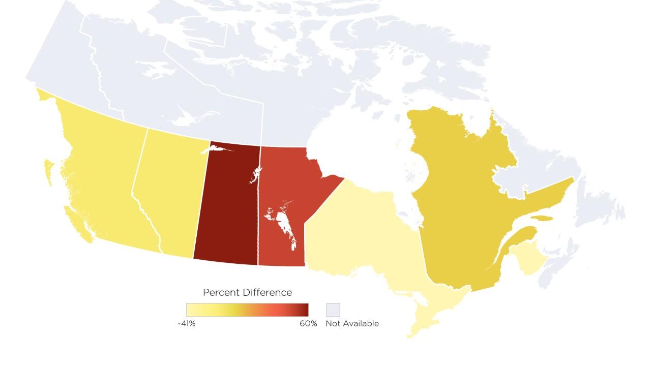 Kanada starlink müqayisəsi