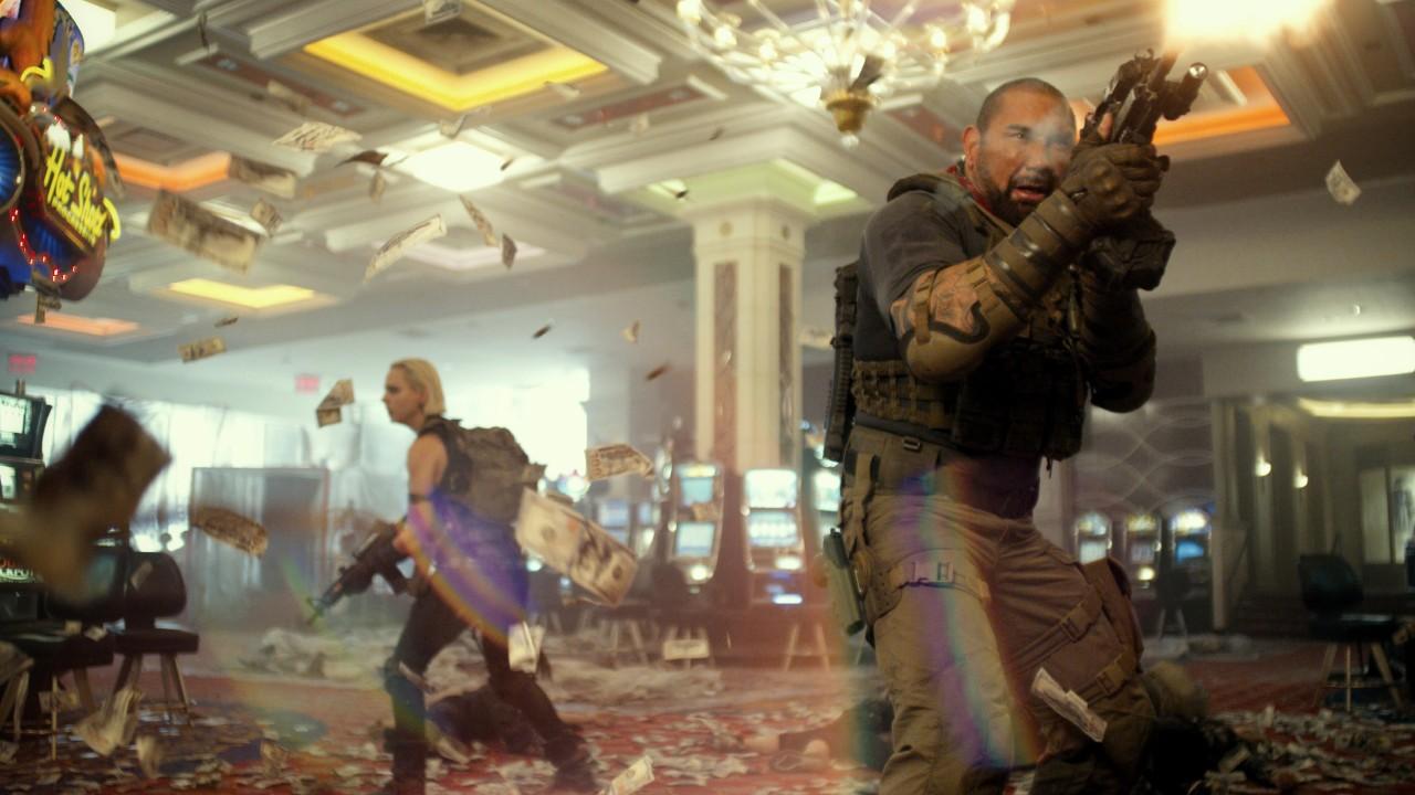 Zack Snyder İmzalı Army of the Dead, Netflix'te Yayınlandı