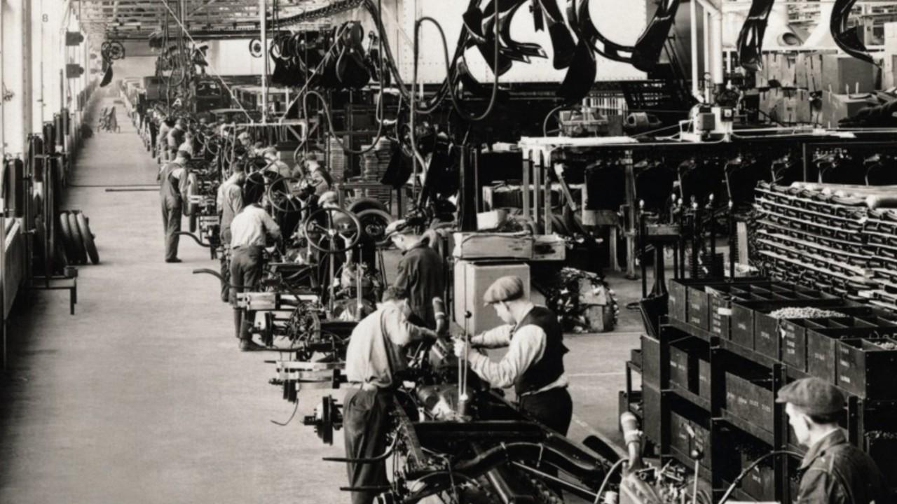 fabrik işçiləri