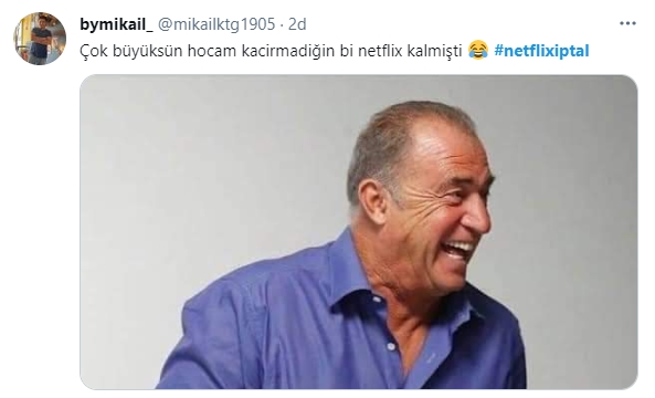 Fatih Terim Belgeseli tweet 10