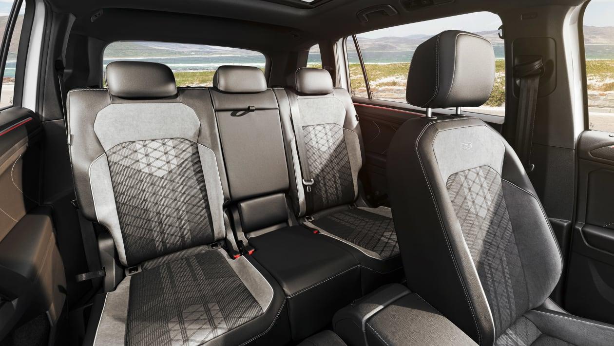 2021 Volkswagen Tiguan Allspace iç 3