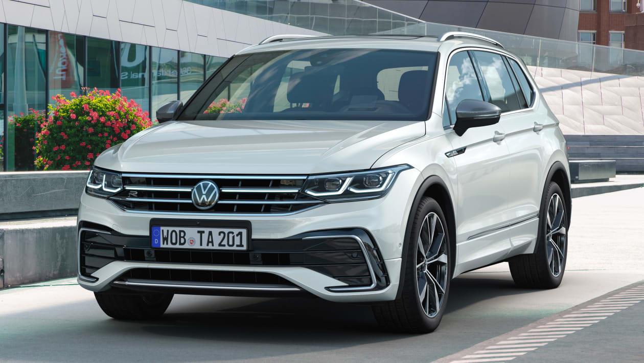 2021 Volkswagen Tiguan Allspace you 2