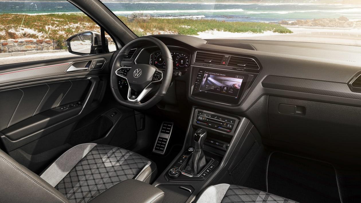 2021 Volkswagen Tiguan Allspace iç