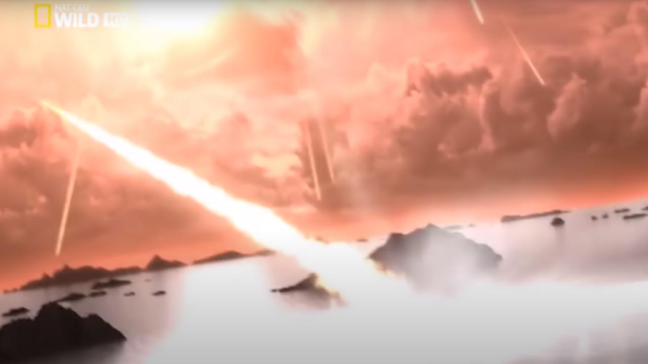 Mineral meteorlar