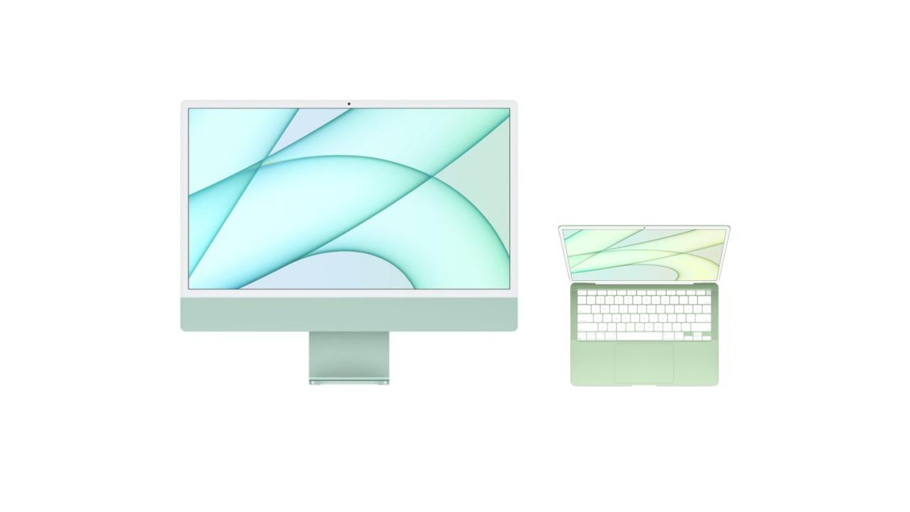 macbook air imac