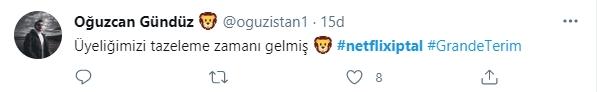 Fatih Terim Belgeseli tweet 6