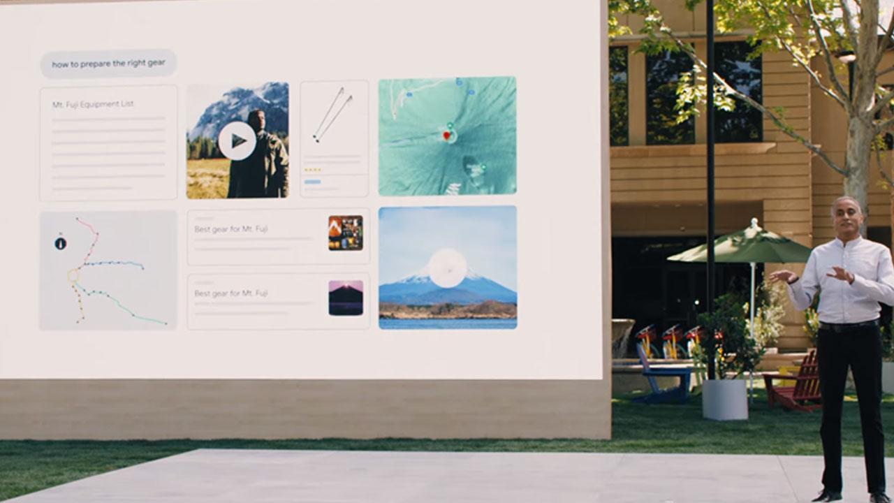 Google, Arama Deneyimini Baştan Aşağı Değiştirebilecek 'MUM' Modelini Tanıttı