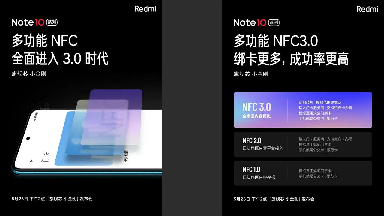 Yeni Redmi Note 10
