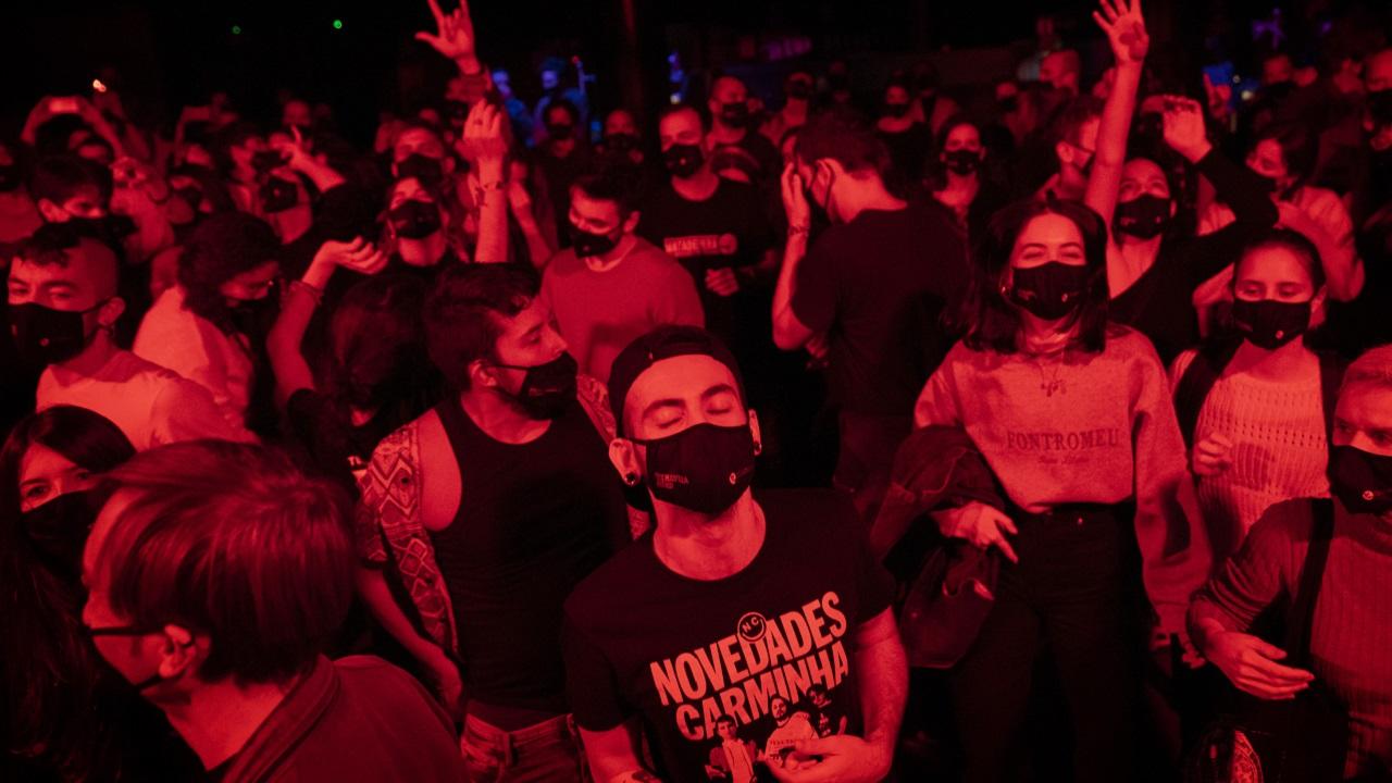 Barselona'da konser