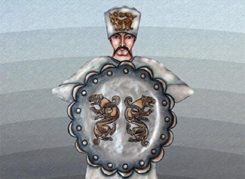 15 Turkish Mythology Characters 12