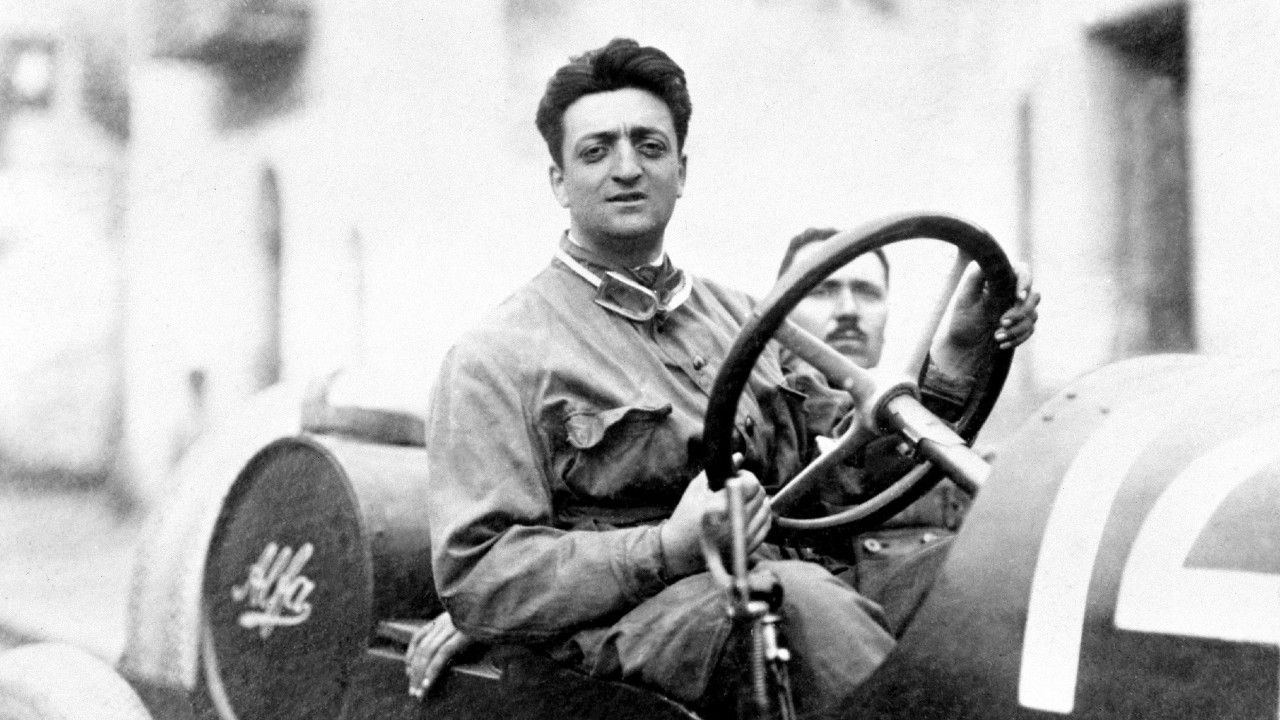 10 Surprising Facts About Ferrari 3