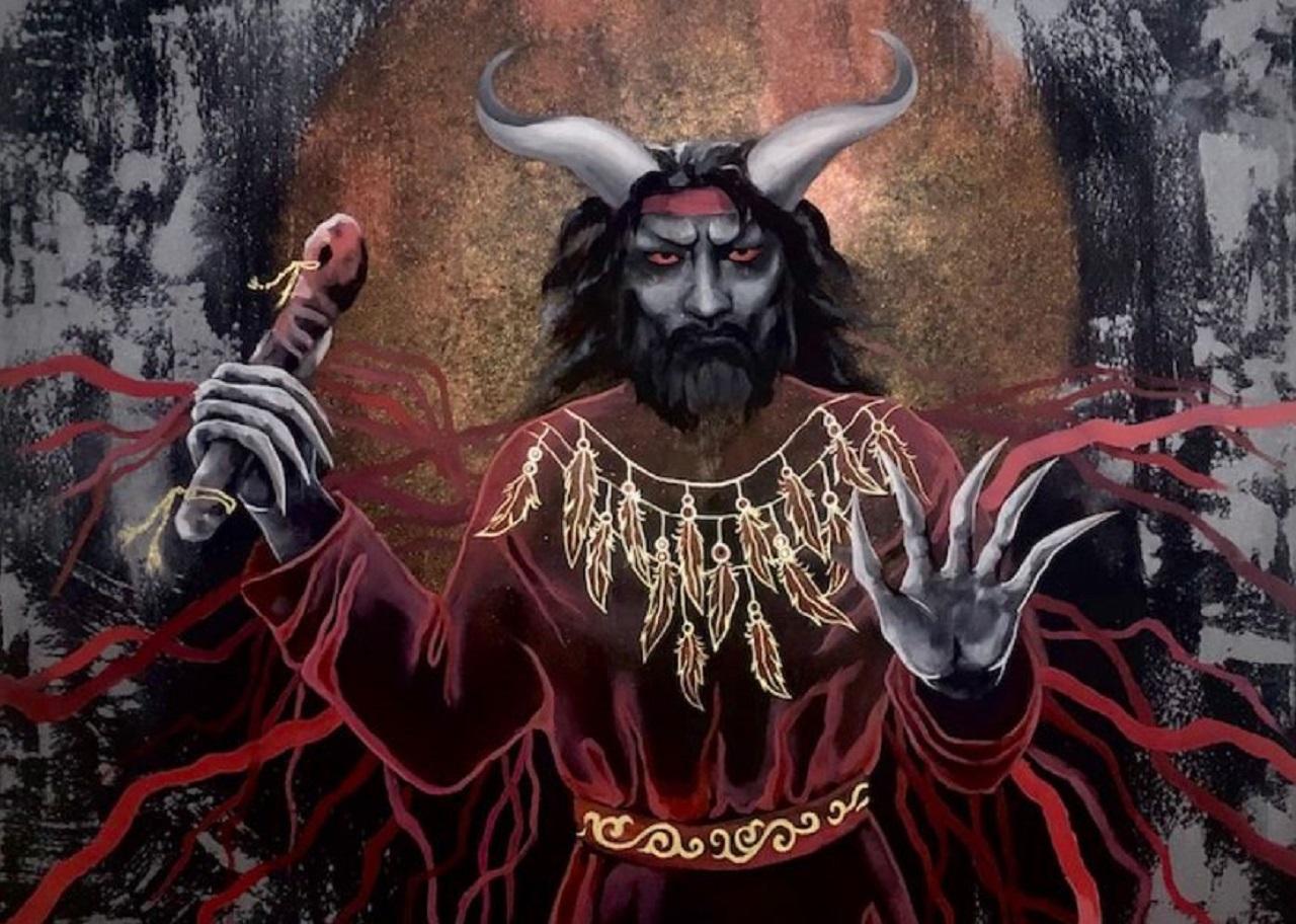 15 Turkish Mythology Characters 9