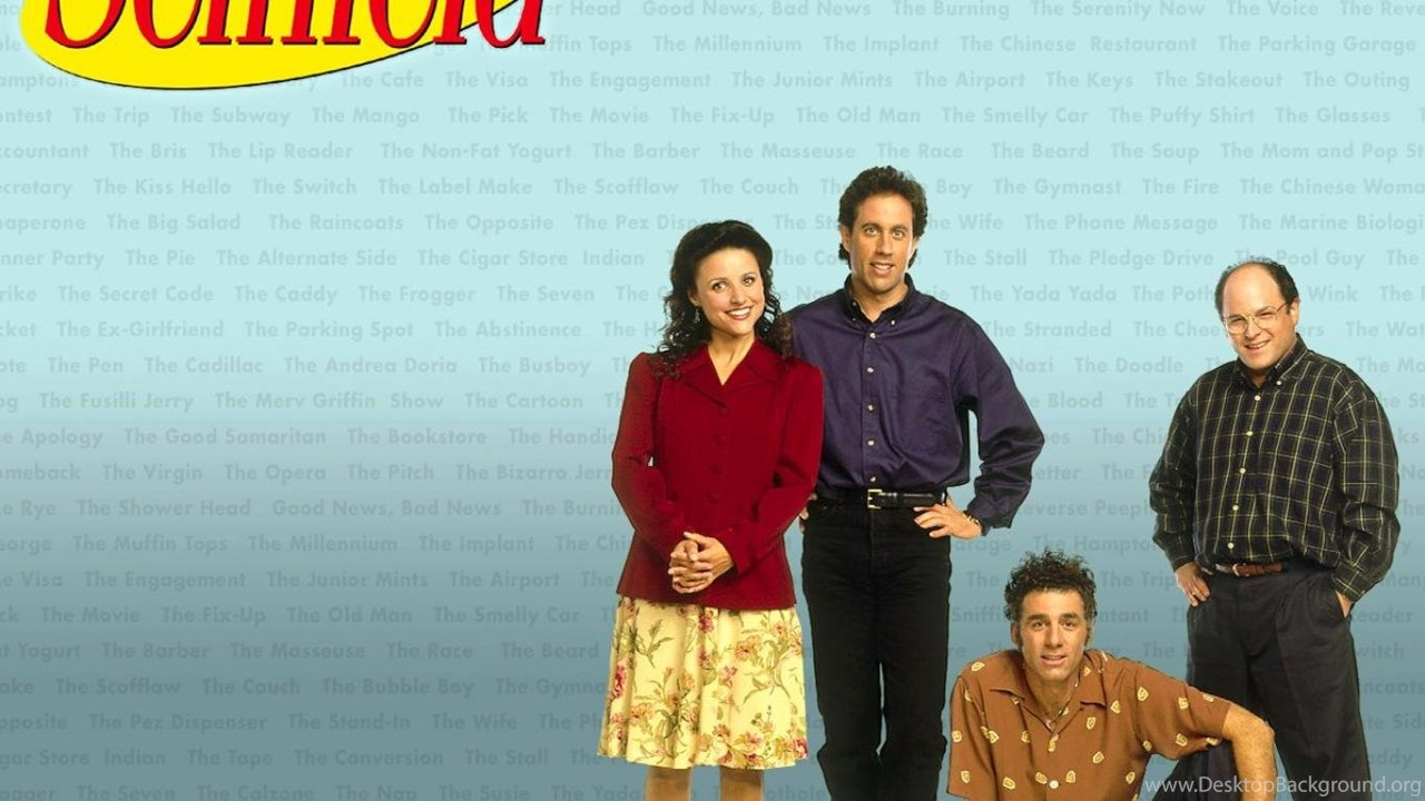 18 Interesting Facts About 'Seinfeld' 10