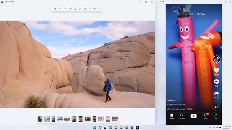 Windows 11 Uygulama Desteği